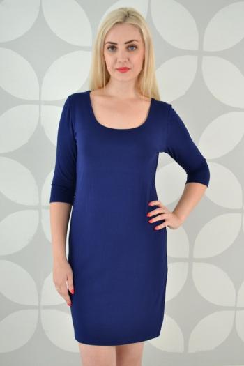 Платье из вискозы с лайкрой Арт-2339 Р/Р 44-50