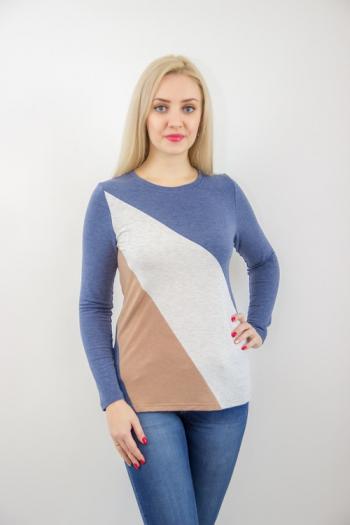 Блуза из вискозы Арт-2478 Р/Р 46-52