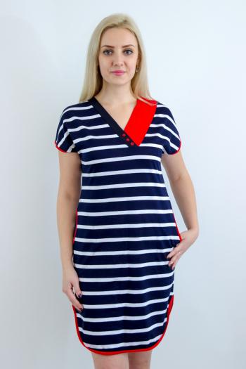 Платье из 100 % хлопка Арт-2568 Р/Р 50-58