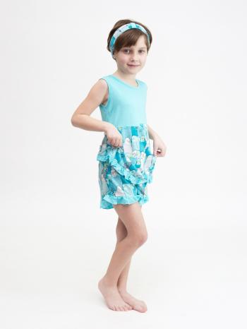 Детский комплект из вискозы  Арт-5016 Р/Р 128-146