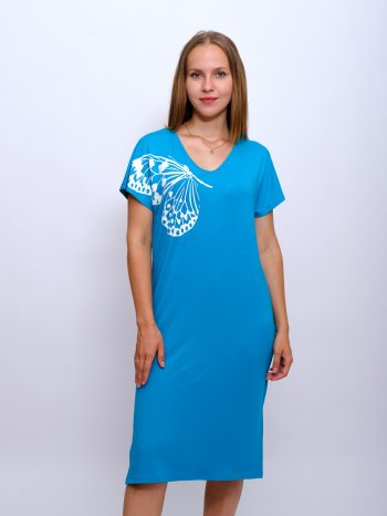 Платье из вискозы Арт-5197  Размерный ряд 46-54