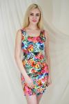 Платье из трикотажного полотна Арт-2131 Р/Р 42-48