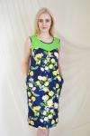 Платье из вискозы с лайкрой Арт-2157 Р/Р 52-58