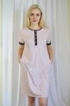 Платье из кулирного полотна Арт-2252 Р/Р 48-54