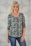 Блуза из трикотажного полотна Арт-2335 Р/Р 50-58