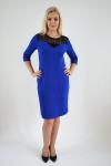 Платье из трикотажного полотна Арт-2364 Р/Р 46-52