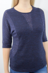 Блуза из вискозы Арт-2453 Р/Р 48-54