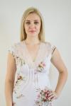 Сорочка из кулирного полотна Арт-2503 Р/Р 46-52