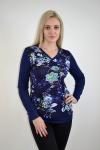 Блуза из вискозы Арт-2537 Р/Р 46-54