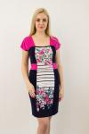 Платье из вискозы Арт-2628 Р/Р 48-54