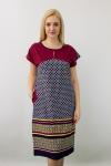 Платье из кулирки Арт-2635 Р/Р 50-56