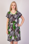 Платье из кулирки Арт-2644 Р/Р 54-60
