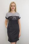 Платье из кулирки Арт-2658 Р/Р 44-52