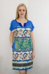 Платье из вискозы Арт-2703 Р/Р 50-56