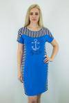 Платье из вискозы с лайкрой Арт-2711 Р/Р 46-56