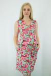 Платье из вискозы Арт-2721 Р/Р 48-54