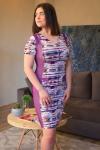 Платье из вискозы Арт-2722 Р/Р 52-58
