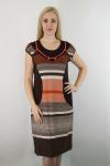 Платье из вискозы Арт-2737 Р/Р 54-58