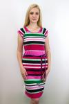 Платье из трикотажного полотна Арт-2745 Р/Р 46-52