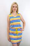 Платье из трикотажного полотна Арт-2746 Р/Р 42-48