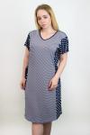 Платье из вискозы Арт-2784 Р/Р 52-58