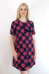 Платье из трикотажного полотна Арт-2785 Р/Р 54-60