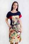 Платье из вискозы Арт-2786 Р/Р 50-56