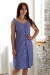 Платье из 100% хлопка Арт-2799 Р/Р 46-52