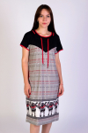 Платье из вискозы Арт-2807 Р/Р 50-60