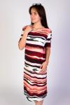 Платье из трикотажного полотна Арт-2810 Р/Р 48-54