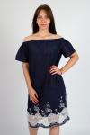 Платье из 100% хлопка Арт-2813 Р/Р 50-54