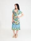Платье из вискозы Арт-2850 Р/Р 48-54