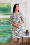 Платье из вискозы Арт-2863 Р/Р 46-52