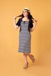 Платье из вискозы Арт-3298 Р/Р 50-56