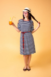 Платье из вискозы Арт-3299 Р/Р 46-52