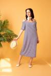 Платье из вискозы Арт-3300 Р/Р 42-48