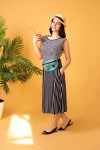Платье из вискозы Арт-3302 Р/Р 44-50