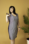 Платье из вискозы Арт-3303 Р/Р 54-60