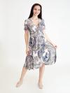 Платье из трикотажного полотна Арт-3326 Р/Р 44-50