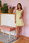 Платье из кулирки Арт-3455 Р/Р 42-48