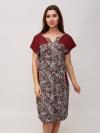 Платье из вискозы Арт-4321 Р/Р 48-54