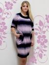 Платье джерси Арт-572