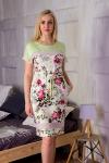 Платье из вискозы ЭМ-0003 Р/Р определяется