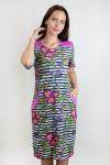 Платье из вискозы Арт-2803 Р/Р 52-58